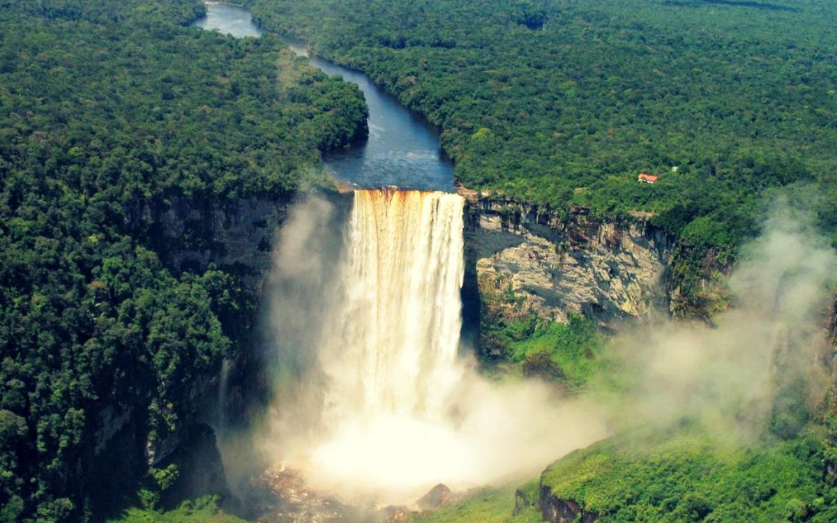 Cataratas Kaieteur - Guyana