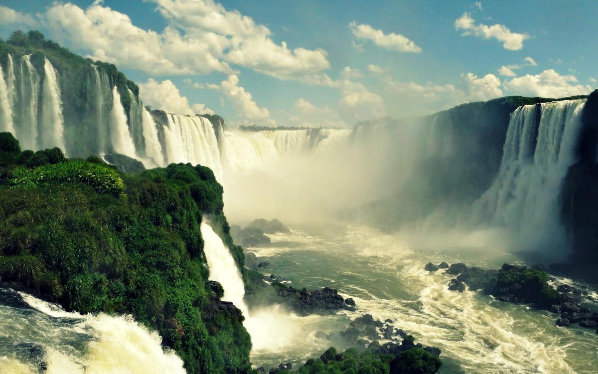 Cataratas del Iguazú - Argentina - Brasil