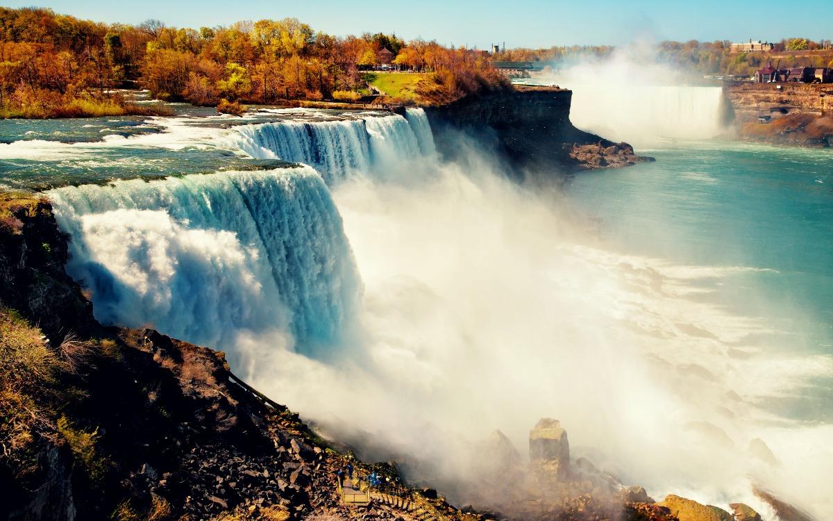 Cataratas del Niagara - EEUU - Canadá