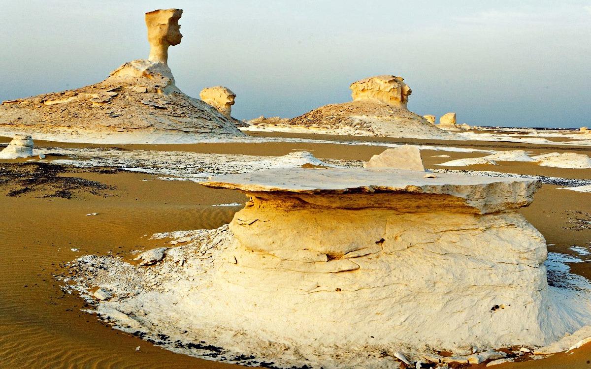 Desierto Farafra, Egipto
