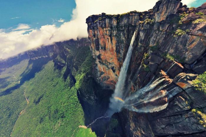 Las cascadas más impresionantes