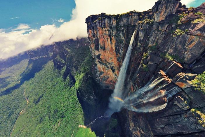 11 Consejos Para Fotografiar Impresionantes Cataratas Con: Las 12 Cascadas Más Impresionantes De La Tierra