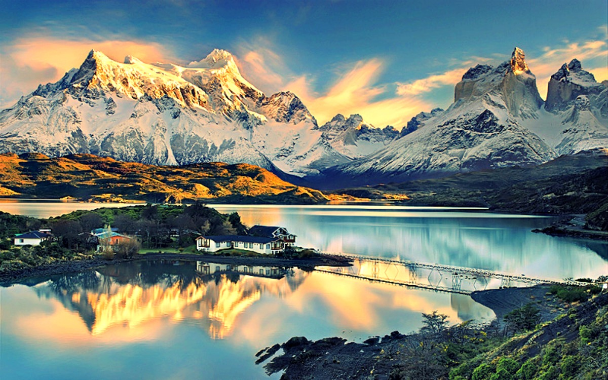 Parque Nacional Las Torres del Paine, Chile