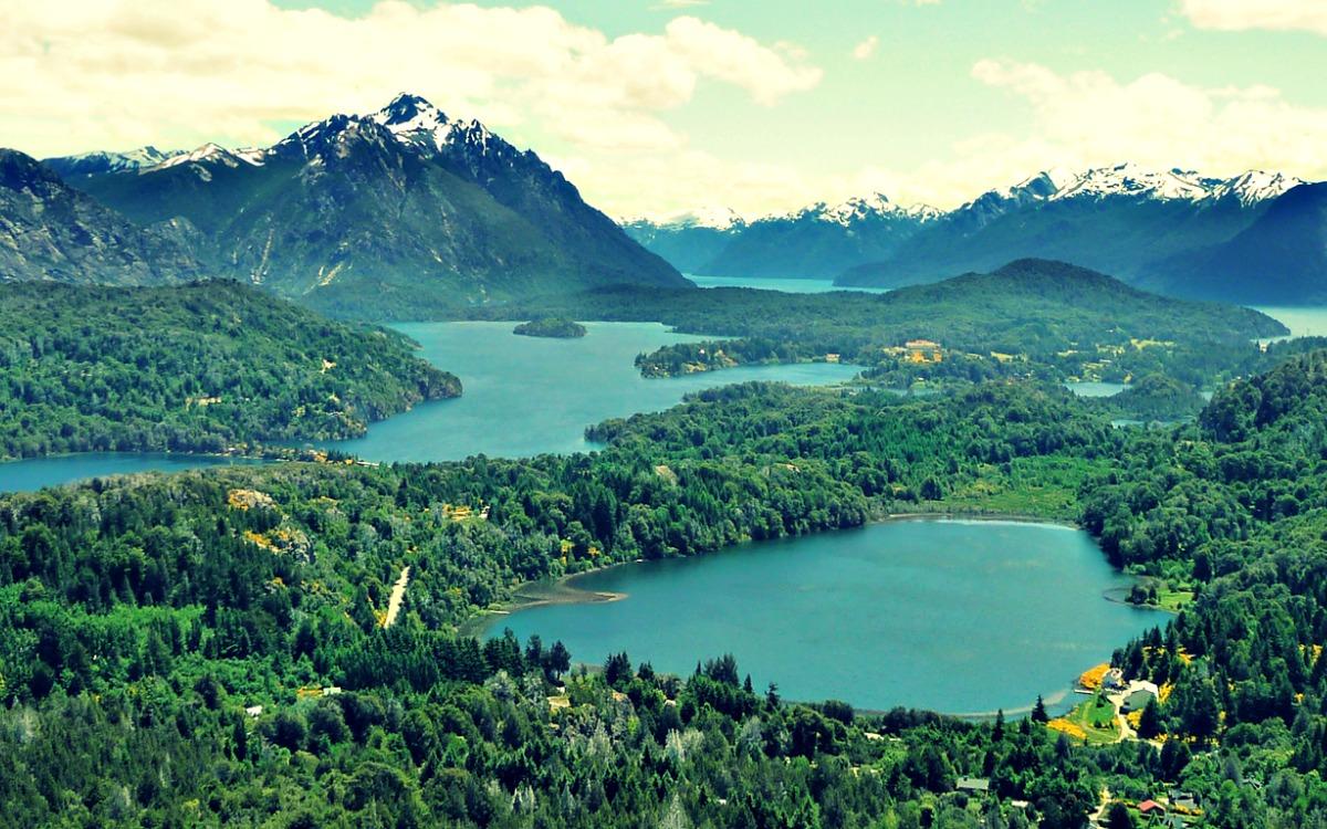 Parque Nacional Nahuel Huapi, Argentina