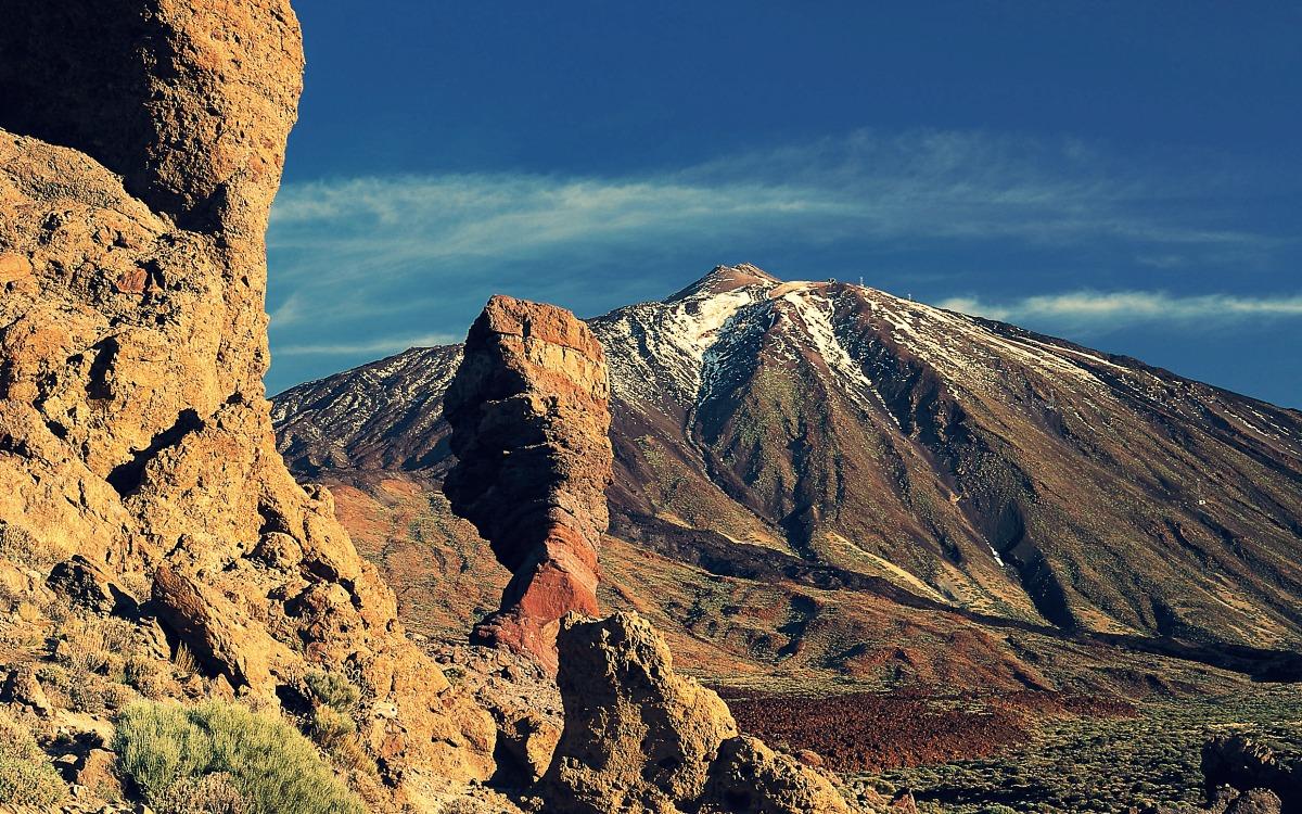 Parque Nacional del Teide, España