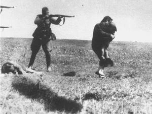 Asesinatos en masa en Kiev, 1942