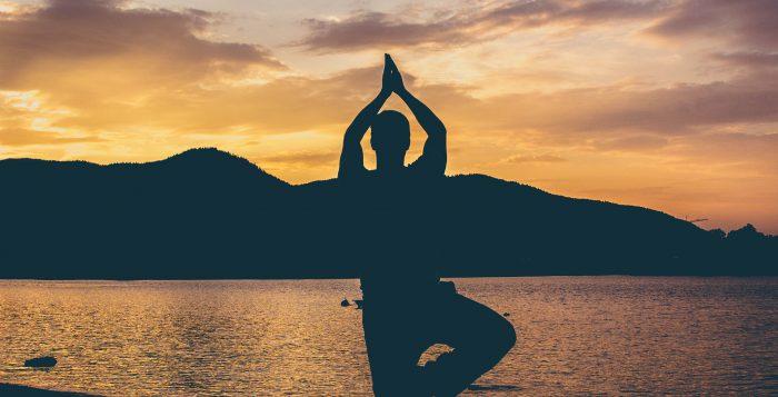 el yoga para relajarse